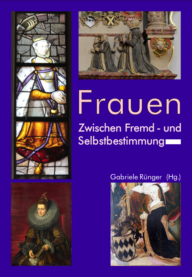 """Titelbild des Buches """"Frauen zwischen Fremd- und Selbstbestimmung"""""""