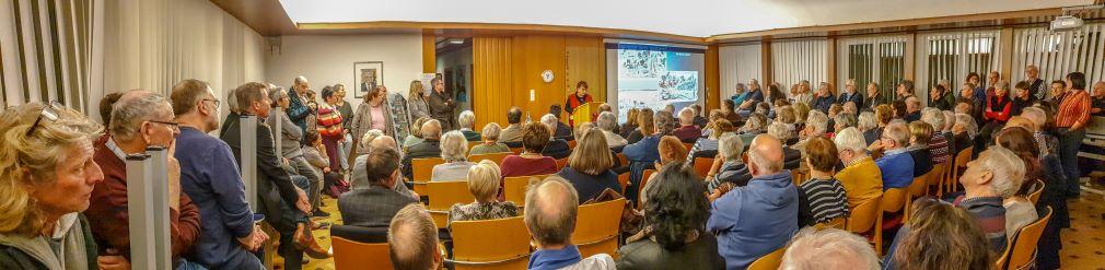 Vortrag in Schmidtheim